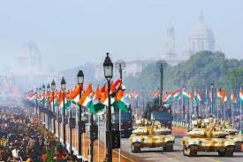 essay a riotous republic livemint the republic day parade photo daniel berehulak getty images