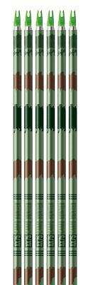 Easton Gamegetter Arrow Chart Easton Xx75 Camo Hunter Aluminum Shafts