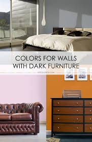 wall color for brown furniture. Discover 7 Colors For Your Walls That Will Make Dark Brown Furniture Look Amazing Wall Color