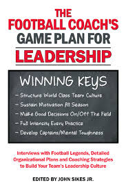 Coach Wooden's Leadership Game Plan For Success The Football Coach's Game Plan For Leadership Championship 94