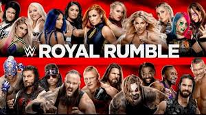 WWE Royal Rumble 2021 Official Theme Song (Rumble by Zayde Wolf) - YouTube