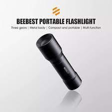 Youpin BEEBEST Đèn Pin Cầm Tay Đèn Pin AAA Nhẹ SOS Đèn Pin Chống Nước 3 Chế  Độ Chiếu Sáng Mini Cầm Tay Có Thể Sạc Lại Mini LED Đèn Pin Để