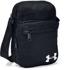 <b>Сумка</b> через плечо <b>Crossbody</b> Black - <b>Under Armour</b> | GymBeam.ua