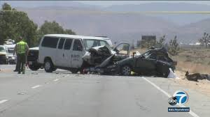 4 family members killed in Palmdale crash | abc7.com