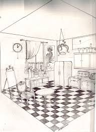 two point perspective room by twistedEXIT.deviantart.com on @deviantART