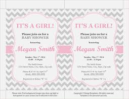 baby shower invitations for girls templates free templates for baby shower invitations for girl eddiejwilliams me