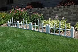 plastic garden edging you