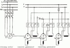 3 phase electrical drawings the wiring diagram readingrat single phase motor wiring diagram with capacitor at Motor Generator Wiring Diagram