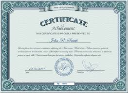 diploma template psd. Best certificate photoshop design free vector download 2938 Free