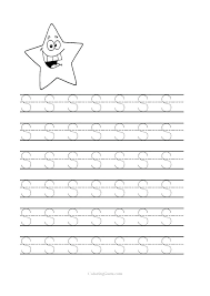 S Tracing Worksheet Letter S Handwriting Worksheet Kindergarten ...