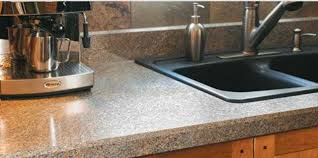 take a new look at laminate countertops the home depot community within granite paint for decorations