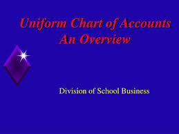 Ppt Uniform Chart Of Accounts An Overview Powerpoint