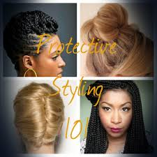 Find My Hairstyle protective styling 101 the best hairstyles for growing longer 6137 by stevesalt.us