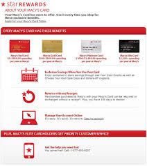 review macy s credit card diffe