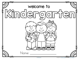 Preschool Coloring Pages With Colors For Kindergarten Also Free