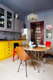 Yellow And Grey Kitchen Decor 25 Best Ideas About Retro Kitchens On Pinterest Vintage Kitchen