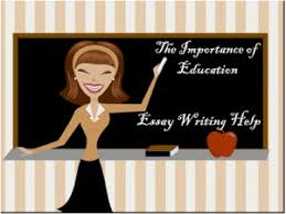 essay paper on the importance of education