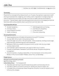 Fake Resume Fake Resume Generator Resume Templates 5