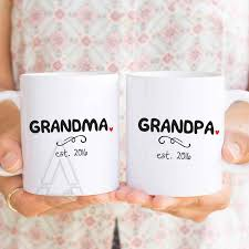 new grandma gift grandma elished best gifts for grandpas personalized new grandpas gifts new grandma coffee mugs mu300