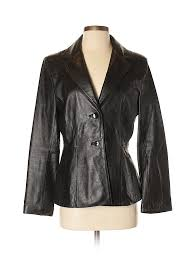 pin it wilsons leather women leather jacket size s