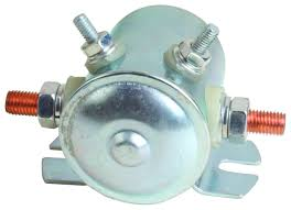 new continuous duty solenoid 65 amp cooper contacts insulated main image