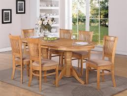 Round Oak Kitchen Tables Round Oak Dining Chairs Round Glass Dining Table With Chairs Oak