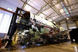 TWA flight 800 crash review ...