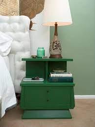updating an old bedside tables diy