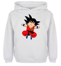 Goku Design Us 17 99 40 Off Unisex Fashion Cartoon Dragon Ball Z Goku Design Hoodie Mens Boys Womens Girls Winter Jacket Sweatshirt For Birthday Parties In