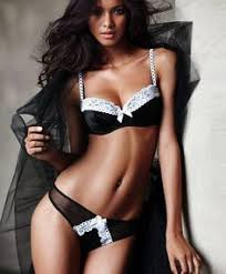 59 Black Victoria Secret Models Ideas