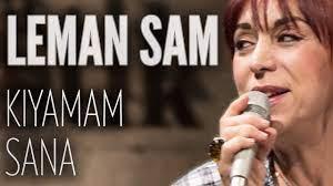 Leman Sam - Kıyamam Sana (JoyTurk Akustik) - YouTube