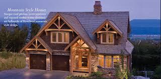 Mountain Style Homes Mountain Style Thumbnail