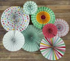 Paper Flower Pinwheels Easter Paper Flower Pinwheel Backdrop Party Wall Decoration Combo