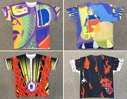 全面プリントのオリジナルtシャツを作ってみた 時間はかかるが価格は