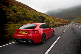 Toyota GT86 Shooting Brake: The '86 You'll Never Admit To Wanting