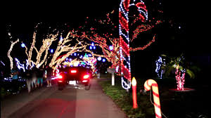 Christmas Lights Jupiter Fl Holiday Lights In Snug Harbor Palm Beach Gardens Florida Event