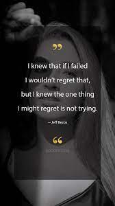 Jeff Bezos Quotes. I knew that if I ...
