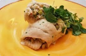 how2heroes baked stuffed flounder