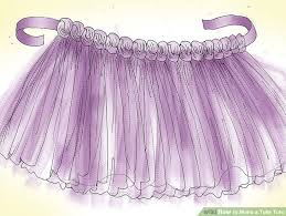 image titled make a tulle tutu step 7 jpeg