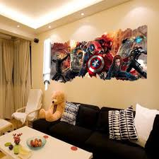 Marvel Comic Bedroom Marvel Comic Bedroom Ideas A Cozy Bedroom With Marvel Comic Theme