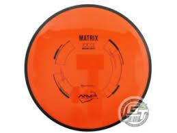 Details About New Mvp Disc Sports Neutron Matrix 176g Orange Midrange Golf Disc