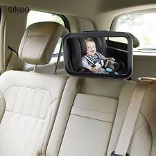 car interior back seat. Perfect Interior Sikeo Car Back Seat Safety View Baby Mirror Rear Ward Facing  Interior Kids For