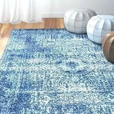 8x10 carpet pad 8 rug navy blue chevron area s rugs x oval
