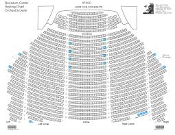 Veritable Benedum Seating Benedum Seating Map Benedum
