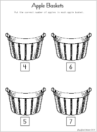apple baskets. back to activity pages. apple baskets t