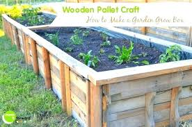 how to make a box garden.  How Garden Patch Grow Box Reviews Planting How To Make Instructions Ga Inside A I