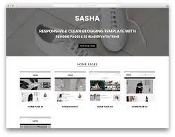 Blog Design Page 33 Best Free Blog Templates With Reader Friendly Design 2020