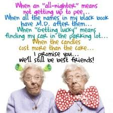 Old Woman Funny Quotes. QuotesGram via Relatably.com