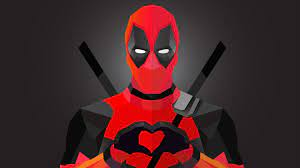 Deadpool Abstract Artwork 4k, HD ...