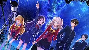 Come in to read, write, review, and it sets the scene after the anime. Charlotte Anime Wallpapers Wallpaper Cave